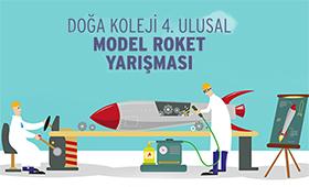 ULUSAL MODEL ROKET YARIŞMASI