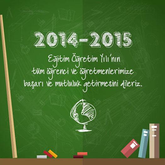 2015-2015 Eğitim ve Öğretim Yılı - Doğa Koleji