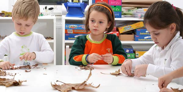 Doğa Koleji Çocuk Üniversitesi Anaokulları Günlük Rutin
